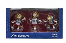 FIFA-2018 фигурки Zabivaka set №2(celebrating) 6см