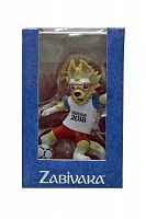 FIFA-2018 фигурка Zabivaka Kicking 9см